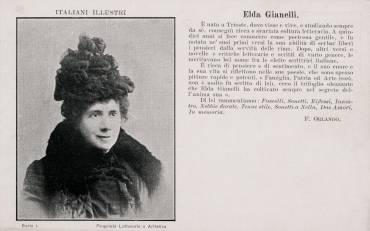 Elda Gianelli (recto)