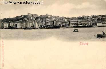 Triest (recto)